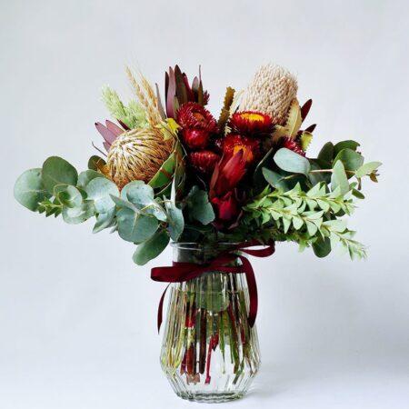 Natives Posy • Small in Vase