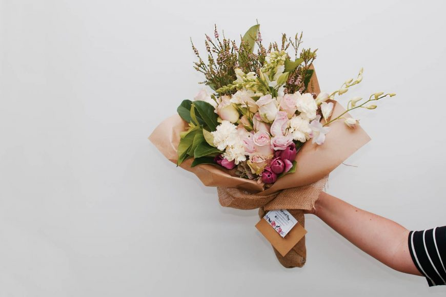 Our top tips to care for your flower posy