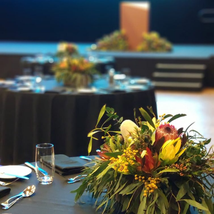 Corporate Events Flowers and Floral Arrangements - University of Technology Sydney