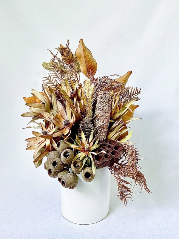 Small Dried Flower Bouquet