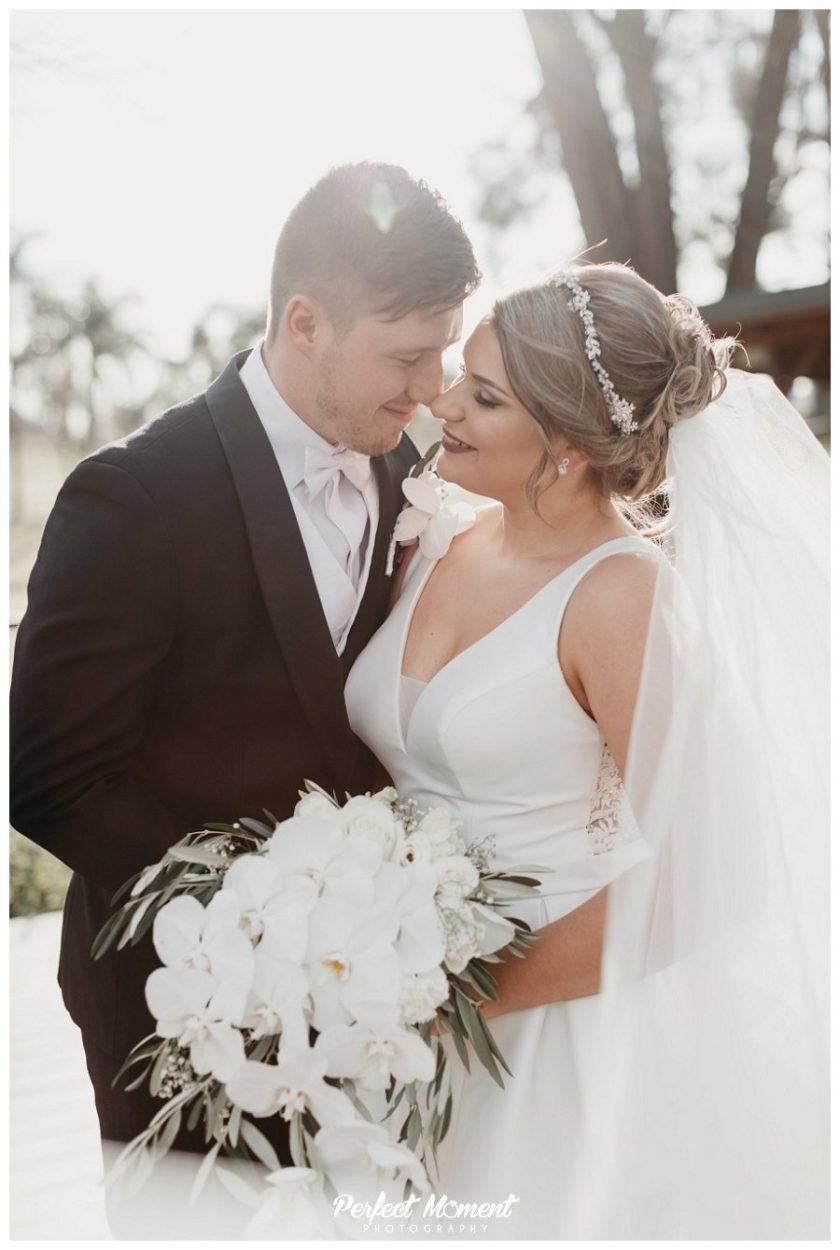 Melanie and Jacob - Winter Wedding in Windsor - Crowne Plaza Hawkesbury Valley