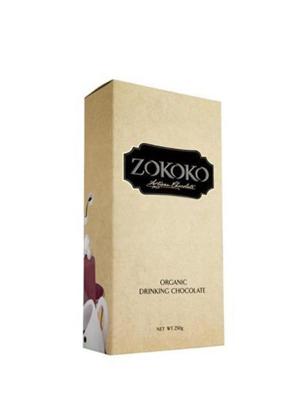 Zokoko Organic Drinking Chocolate