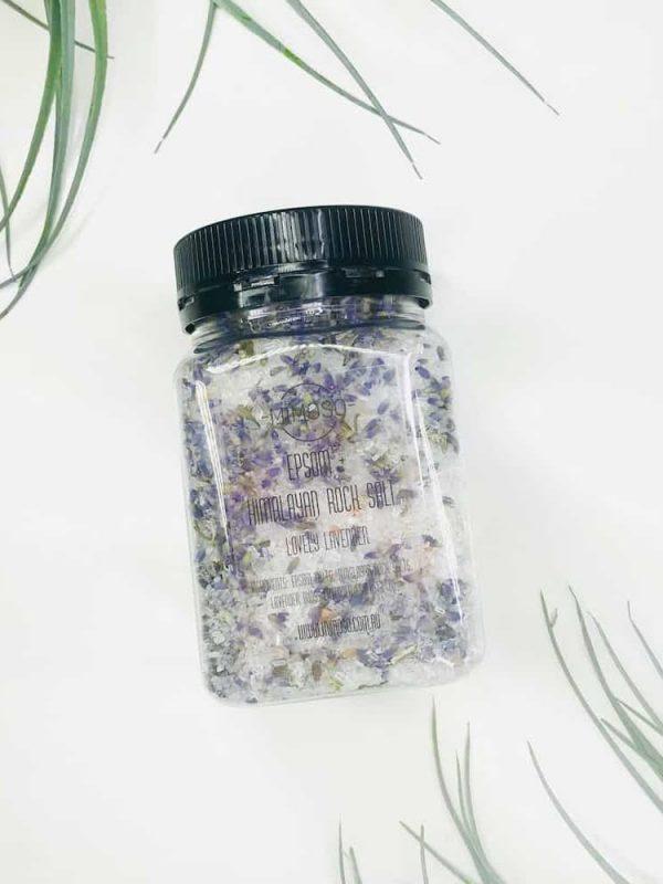 Mimoso Lovely Lavender Epsom Salt