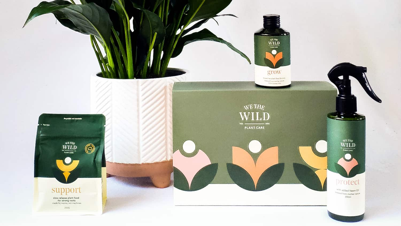 We The Wild Plant Care