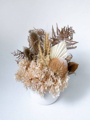Natural Dried Flower Bouqet